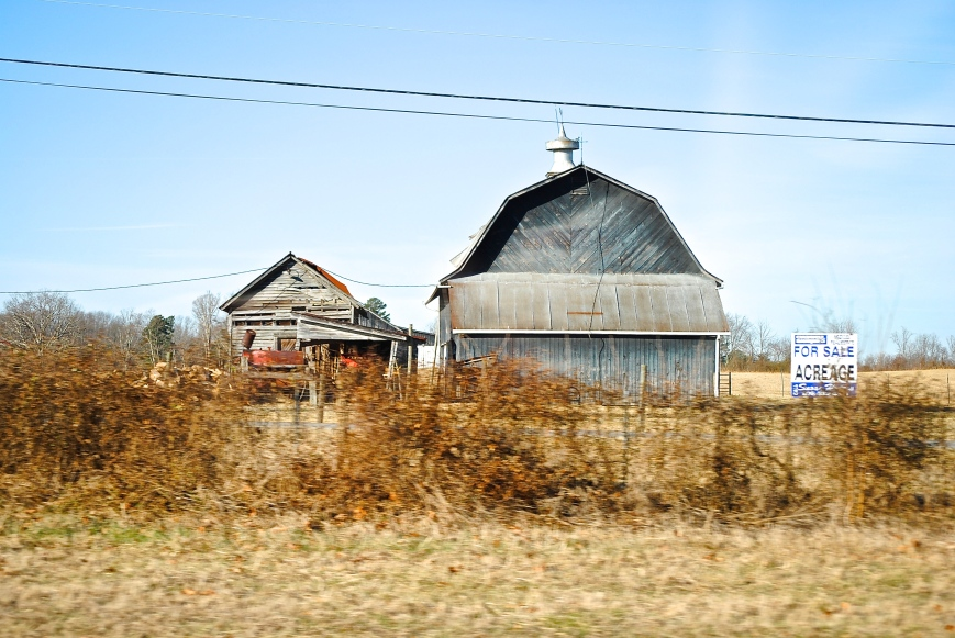Barns of Passing Time