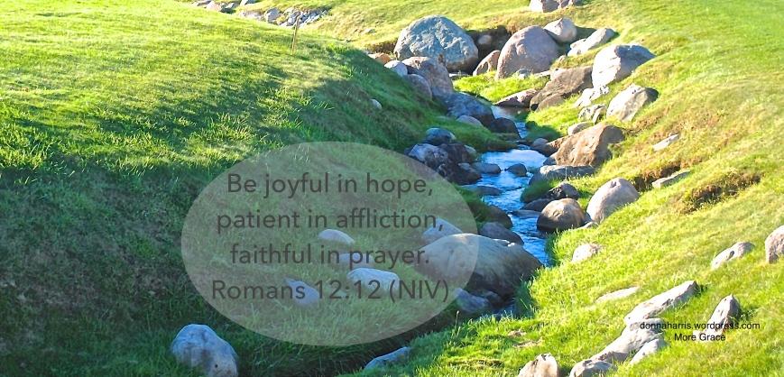 Romans 12:12